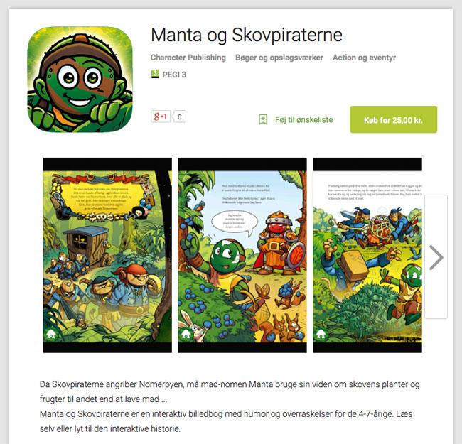 Manta_android